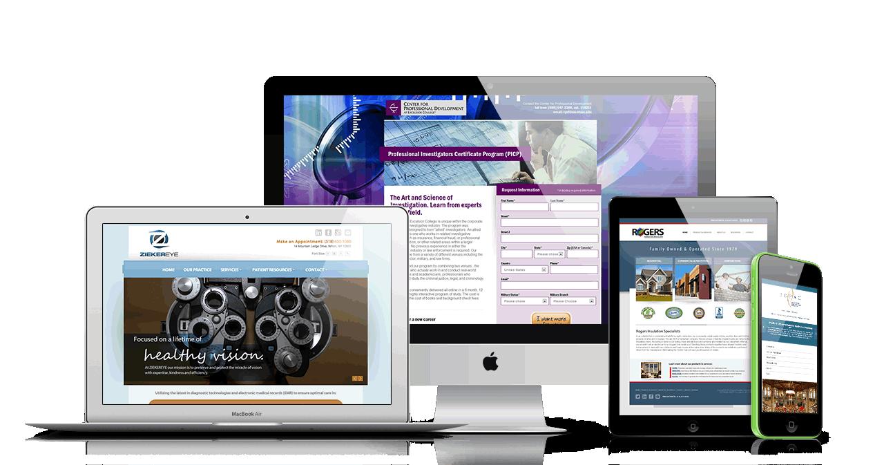 Albany Web Design