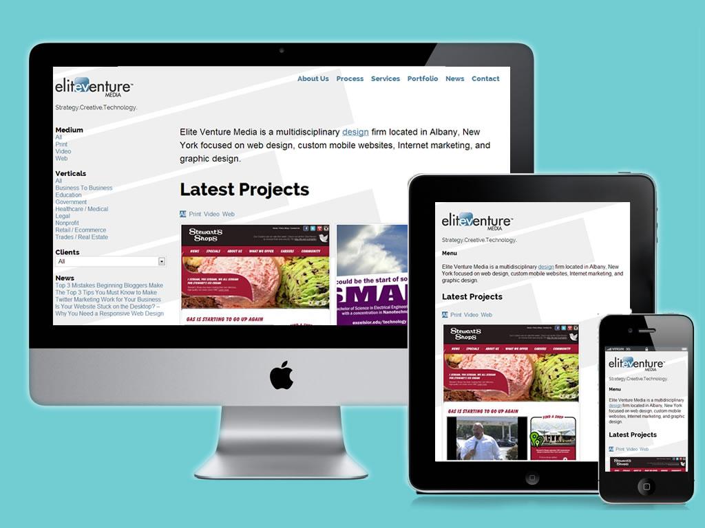 Responsive Web Design Albany NY