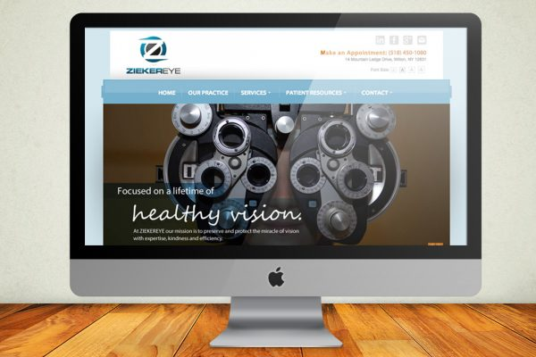 Zieker Eye Ophthalmology