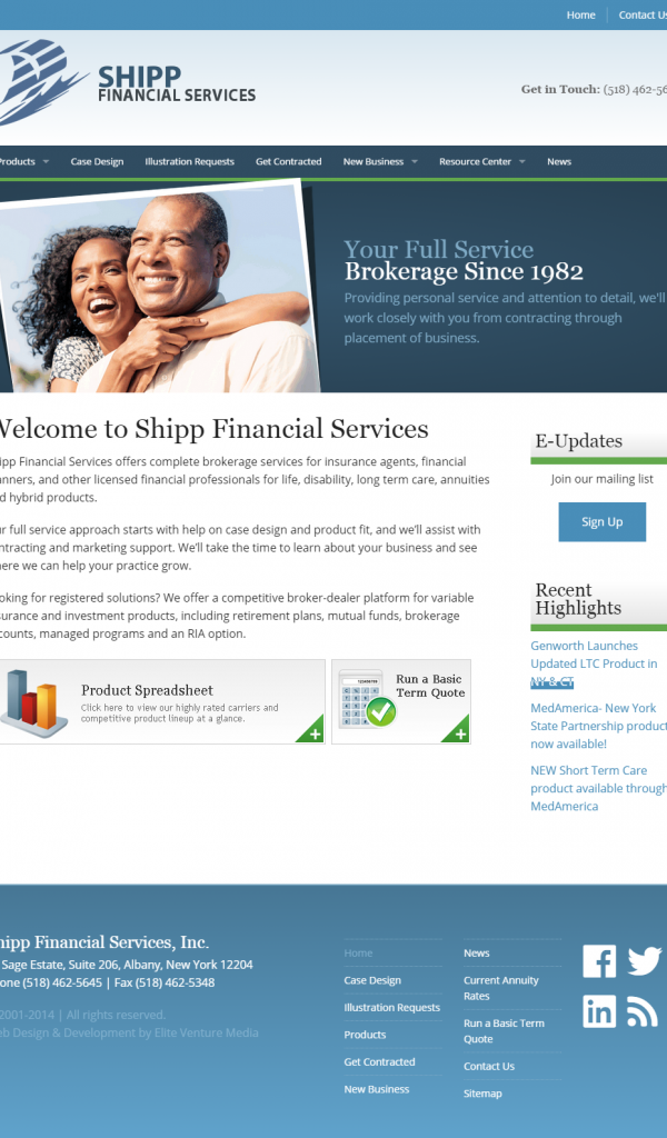 Shipp Financial Services